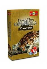 Bioviva Desafíos de la Naturaleza Animales Carnívoros Asmodee DES02ES
