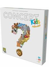Concept Kids Animals Asmodee CKASP01