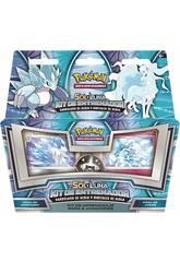 Pokémon Sonne und Mond Sammelkartenspiel Trainer-Kit Asmod POTK1801