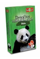 Bioviva Desafíos de la Naturaleza Asia Asmodee DES09ES