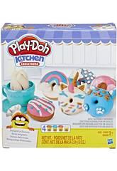 Playdoh Donuts Deliciosos Hasbro E3344EU4