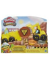 Play-Doh Pelleteuse et Chargeuse Hasbro E4294EU4