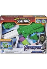 Avengers Nerf Assembler Gear Hulk Monta y Lanza Hasbro E3312