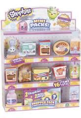Shopkins Serie 10 Shopper Pack Giochi Preciosi HPKD9011