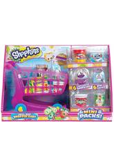 Shopkins Serie 10 Carrinho de Compras Giochi Preziosi HPKD1001