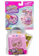 Shopkins Lil Secrets Mini Playset 9 Modelos Giochi Preziosi HPL01001