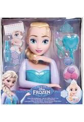 Frozen Elsa Oberkörper Deluxe Giochi Preziosi FRN58000