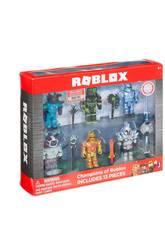 Roblox Multipack 6 Figuren Giochi Preziosi RBL03000