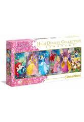 Puzzle Panorama 1000 Princesas Disney Clementoni 39444