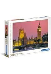 Puzzle 500 Londres Clementoni 30378