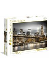 Puzzle 1000 New York Skyline Clementoni 39366