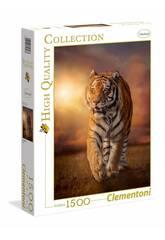 Puzzle 1500 Tigre Clementoni 31806