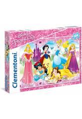 Puzzle 104 Princesses Disney Clementoni 27086