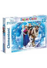 Puzzle 104 Frozen Clementoni 27956