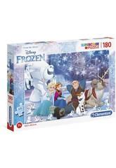 Puzzle 180 Frozen Clementoni 29292