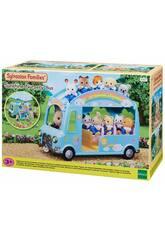 Sylvanian Families Kindergartenbus Epoch Traumwieses 5317