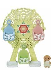 Sylvanian Families Das Riesenrad Für Babys Epoch Traumwiesen 5333