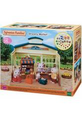 Sylvanian Families Supermarkt Epoch Traumwiesen 5315