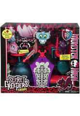 Monster High Cripta Segreta