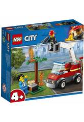 Lego City Incendio en la Barbacoa 60212