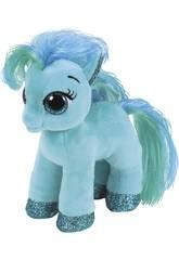 Pluschtier Teal Pony 15 cm. Topaz TY 36666TY