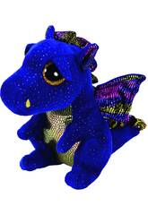 Peluche Dragon 16 cm. Saffire TY 36879