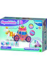 Aquabeads Set Carruaje con Caballo En 3D Epoch Para Imaginar 31363