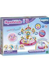 Aquabeads Set Carrossel En 3D Epoch Para Imaginar 31364