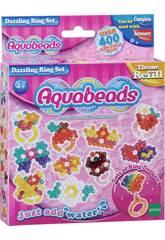 Aquabeads Kit Anneaux Éblouissants Epoch Para Imaginar 79278