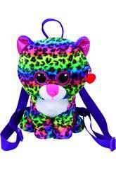 Mochila Fashion Leopardo Dotty TY 95004TY