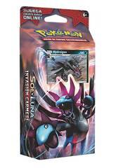 Pokémon Jeu de Cartes à Collectionner Soleil et Lune Jeu de Cartes 60 cartes Asmodee POSMCI01