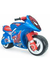Correpasillos Moto Winner Spiderman Injusa 19460