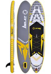 Planche de Padelsurf Gonflable Zray X-Rider 10'10 330x76 cm. Poolstar PB-ZX2C