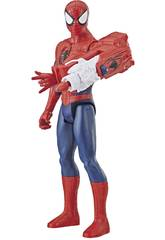 Spiderman 30 cm. Avec Canon Power FX Hasbro E3552