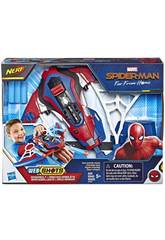 Spiderman Nerf Movie Spara Ragnatele Hasbro E3559