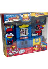 Superzings Polizeistation Magic Box Toys PSZPP112IN00