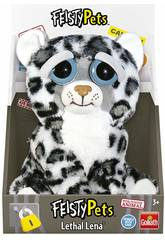 Feisty Pets Leopardo De Las Nieves Goliath 32375