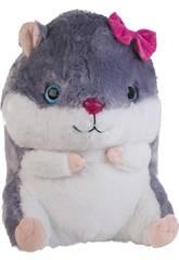 Peluche Hamster Bolita 50 cm. Llopis 12441