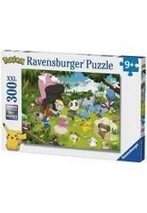 Puzzle XXL Pokémon 300 Piezas Ravensburger 13245