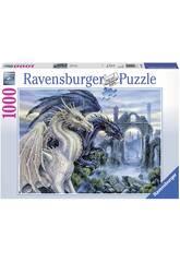 Puzzle Dragones Místicos 1.000 Piezas Ravensburger 19638