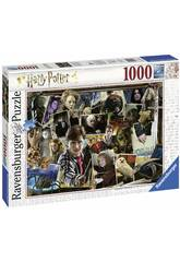 Puzzle Harry Potter vs Voldemort 1000 Pezzi Ravensburger 15170