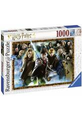 Puzzle Il Mago Harry Potter 1.000 Pezzi Ravensburger 15171