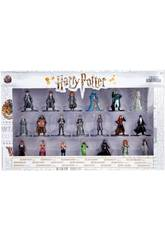 Harry Potter Set 20 Nano Figuras Metal 4 cm. Simba 3185000