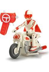 Radiocomando 1:24 Toy Story 4 Moto Duke Caboom Simba 3154003