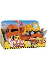 Camion Avec MiniPelleteuse