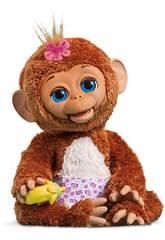 Hasbro A1650 Cuddles la Mia Vera Scimmietta Peluche Interattivo