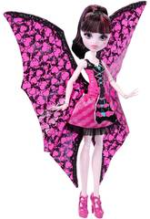 Monster High Draculaura Monstruita Murciélaga