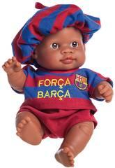 Paola Reina Bambolotti 21 cm Los Peques sostenitori del FC Barcelona