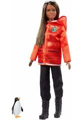 Barbie National Geographic Meeresbiologin Mattel GDM45