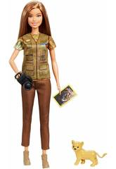 Barbie National Geographic Photographe de la Nature Mattel GDM46